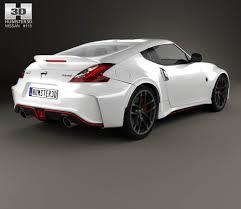 nissan sports car 2015 nissan 370z nismo 2015 3d model hum3d
