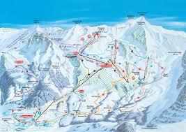 Ski Resorts Colorado Map by Ski Map Jungfrau Region Switzerland