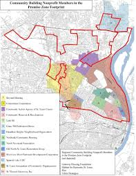 Map St Louis Know Your Region Cbn Members And The Promise Zone Community