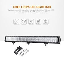 30 Led Light Bar by Amazon Com Auxbeam Led Light Bar 30 Inch Led Bar 198w Combo 66pcs