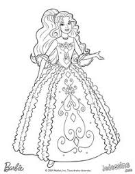 kids coloring sheets barbie diamond castle printable