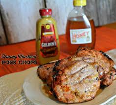 easy honey mustard pork chops beyer beware