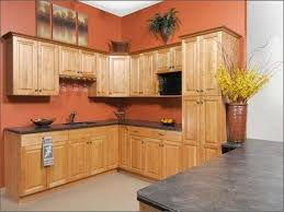 new paint color for kitchen with light wood cabinets taste