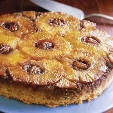 pecan pineapple upside down cake finecooking
