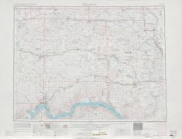 Nd Map Williston Topographic Maps Nd Usgs Topo Quad 48102a1 At 1