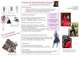 fashion resume templates 10 fashion designer resume templates free word excel pdf