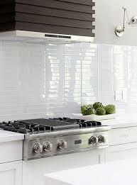 kitchen simple white tile kitchen backsplash 19 modern and