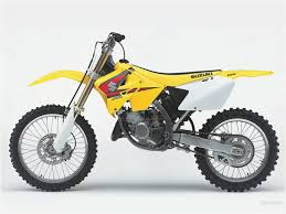 2001 suzuki rm125 off road com motorcycles catalog with