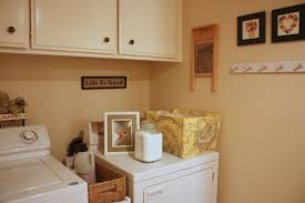 White Laundry Room Cabinets by Laundry Room Terrific Laundry Room Decoration With White Wood