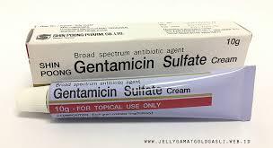Obat Salep Gentamicin salep luka lecet kecelakaan distributor qnc jelly gamat asli