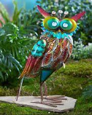 birds metal statues lawn ornaments ebay