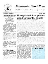 native plant society of new mexico download oct dec 2009 voice for native plants newsletter native