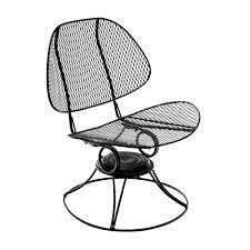 Salterini Patio Furniture Pair Of Salterini Patio Chairs Huzza