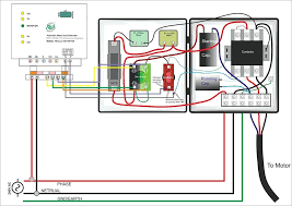 wiring diagram for thermostat on baseboard heater square d breaker