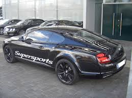 bentley continental 2010 file bentley continental gt supersports 000 since 2009 backleft