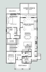 narrow cottage plans plan 69541am bungalow with open floor plan loft cottage house