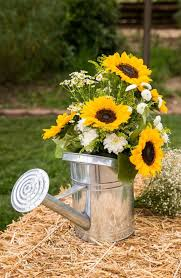 sunflower wedding decorations sunflower wedding decorations