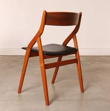 modern folding chairs inspirational of four dyrlund danish modern