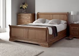 bedroom cheap white bed frame oak king size bed frame super king