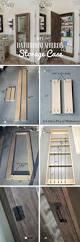 check out the tutorial diy bathroom mirror storage case isddiy