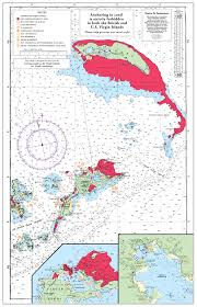 Map Of The Virgin Islands British Virgin Island Maps For Charter Virgin Motor Yachts
