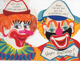 clowns for birthday the clown menace s tangled web