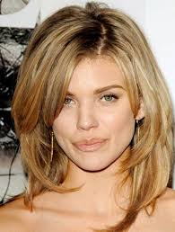 collar length hairstyles for mature women layered wavy hairstyles for oval faces long medium short hair