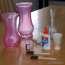 elmer u0027s glue diy sea glass