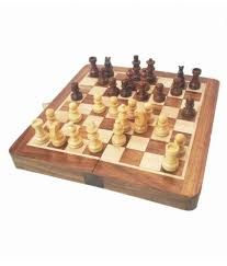 chess board buy vinr brown wooden chess board buy online at best price on snapdeal