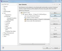 How To Write A Resume Examples by Using Opencv Java With Eclipse U2014 Opencv 2 4 13 4 Documentation
