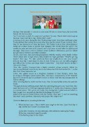 The Blind Side Book Summary Sparknotes English Teaching Worksheets The Blind Side