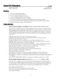 Sample Resume Objectives For Quality Assurance by Best Qa Resume Sample Quality Assurance Manager Resume Template