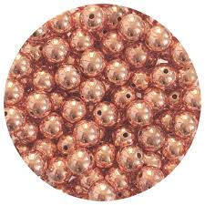 16mm rose gold beads wholesale silicone wood beads australia