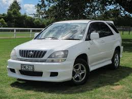 lexus suv 2001 2001 toyota harrier aerotourer 4wd suv no reserve cash4cars