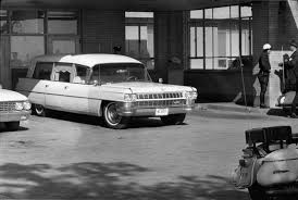 dallas funeral homes oneal funeral home hearse at parkland hospital the portal to