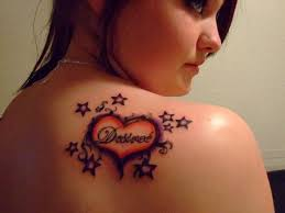 48 best heart tattoos for girls images on pinterest tatoos cute