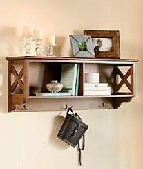Entryway Wall Organizer A Wall Mount Entryway Organizer With Mirror Is A Functional Way To