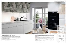 modele cuisine ikea cuisine ikea coup d oeil sur le nouveau catalogue 2017 côté