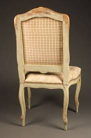 Louis 15th Chairs Antique Pair Of French Louis Xv Style Side Chairs