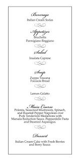 Easy Italian Dinner Party Recipes - easy italian dinner party recipes magickalideas com