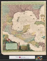 Mexico 1821 Map by A Map Of The British Empire In America With The French Spanish