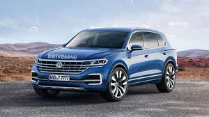 volkswagen touareg blue 2018 volkswagen touareg suv what we know until now
