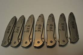 groomsmen knives engraved knife engraving the specialists at custom engraving knives