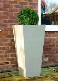Cheap Tall Planters by Modern Planters Outdoor U2013 Creativealternatives Co
