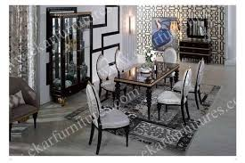 Luxury Dining Room Chairs Shenzhen Ekar Furniture Co Ltd Foreign Trade Online