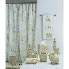 Animal Shower Curtains Animal Crackers Shower Curtain Walmart
