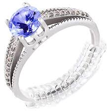 rings from jewelry images Ring size adjuster for loose rings jewelry guard jpg