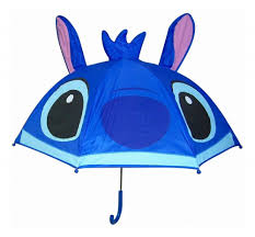 disney stitch umbrella with ears for kids 19244 from japan ebay