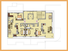 kitchen bedroom house floor plans with garage room plan black