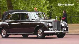 roll royce royal 1966 rolls royce phantom v state landaulette by the transport